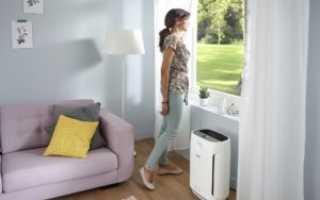 Очиститель воздуха с ионизацией и фильтрацией