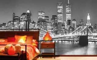 Фотообои мост в интерьере дома: как выбрать