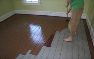 Чем покрасить деревянный пол на даче: рекомендации по выбору