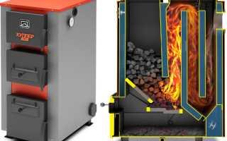 Котел длительного горения на твердом топливе: как он работает, правила выбора