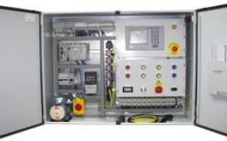 Шкаф управления вентиляцией: схема и устройство