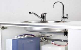 Установка и подключение фильтров для очистки воды: способы, порядок действий и цена за работу