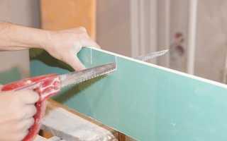 Рассмотрим как построить стену из гипсокартона своими руками
