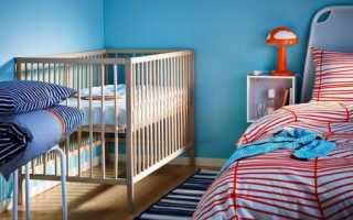 Зонирование мира для родителей и ребенка (65 фотографий) – Ребенок и спальня, гостиная и питомники в одной комнате