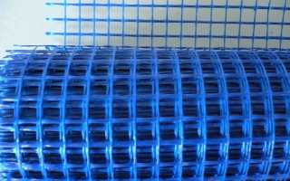 Стеклотканевая штукатурная сетка: особенности использования