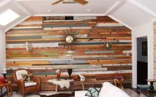 Декор из дерева на стену для Вашего интерьера