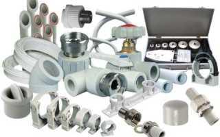 Полипропиленовые трубы для холодного и горячего водоснабжения: размеры, выбор и цены