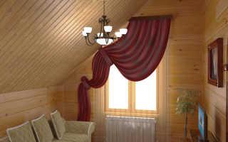 Отделка деревянного дома внутри: выбираем материал