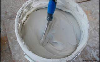 Как приготовить шпаклевку для стен правильно