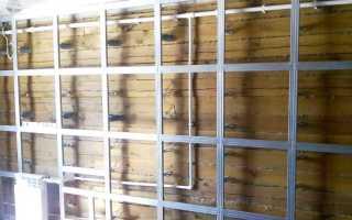 Обрешетка под гипсокартон на стену и другие проблемы при монтаже