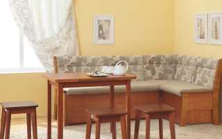 Кухня со спальной функцией (82 фото): складной мягкий модуль для кухни от Domino и Etiuda