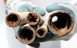 Прочистка водопроводных труб: способы и профилактика