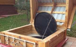 Утепление скважины на зиму своими руками: инструменты, материалы и способы