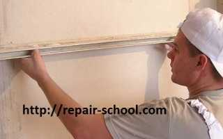 Школа ремонта: декоративная штукатурка