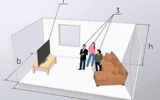 Подбор кондиционера по площади – простейшее правило