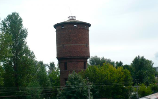 Водонапорная башня: назначение, принцип работы, устройство и цена