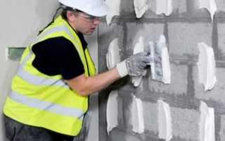 Выравнивание стен из гипсокартона – порядок работ