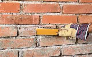 Как правильно оштукатурить кирпичную стену: от подготовки до финишной отделки