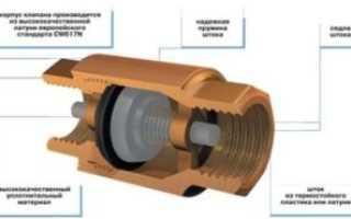 Установка обратного клапана на насосную станцию: этапы монтажа и ошибки