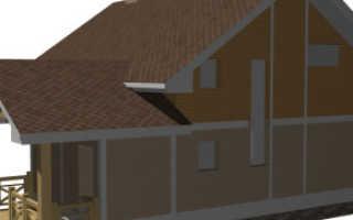 Стена деревянная: строим дом из дерева сами