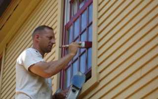 Краска для деревянных окон – как сделать правильный выбор