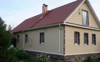 Облицовка деревянного дома сайдингом своими руками