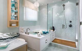 Рассмотрим подробно варианты отделки ванной комнаты