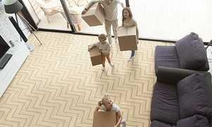 Как уложить линолеум на бетонный пол: стяжка, монтаж, клей, утеплитель