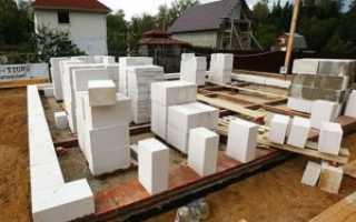 Сколько блоков нужно для дома: методика расчета на реальном примере