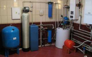Система очистки воды для загородного дома: виды, устройство, критерии выбора и цена