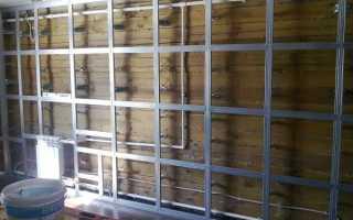Стены с гипсокартоном своими руками: облицовка, строительство перегородки стены шаг за шагом, фото, видео
