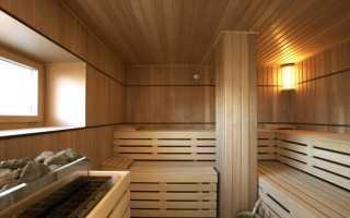 Материалы из осины для ванной