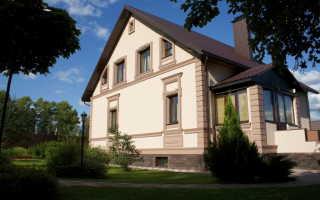 Отделка и утепление фасада дома: особенности выполнения работ