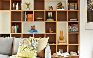 Декоративные полочки на стену: украшаем интерьер