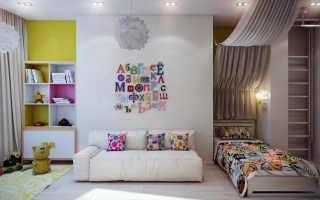 Детская комната: современный дизайн интерьера, идеи, насколько красиво организовать – 37 фотографий