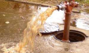 Песок в воде из скважины: причины, способы избавления и профилактика
