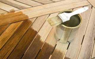 Как снять лак с деревянной поверхности правильно