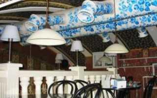 Вентиляция в кафе и ресторане своими руками: нормы и расчеты