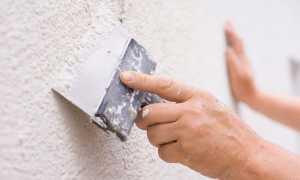 Шпаклевка стен под покраску своими руками
