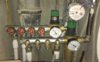 Редуктор давления воды в системе водоснабжения: назначение, принцип работы, виды и устройство
