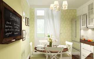 Какие обои выбрать на маленькую кухню: дизайнерские идеи