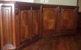Панели деревянные для стен: как правильно крепить