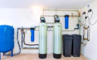 Оборудование для водоочистки и водоподготовки: виды и критерии выбора