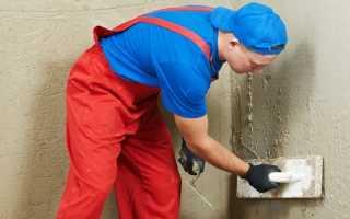 Какой штукатуркой лучше штукатурить стены из газобетона