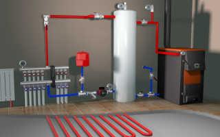 Технические характеристики систем отопления: радиаторов, труб, насосов, котлов