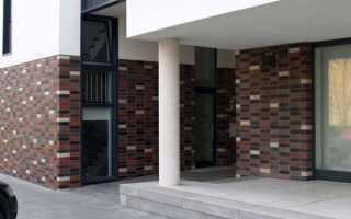 Какая бывает плитка для отделки фасадов домов