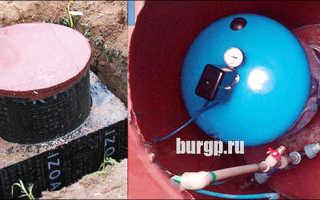 Кессон для скважины: пластиковый, металлический или из бетонных колец