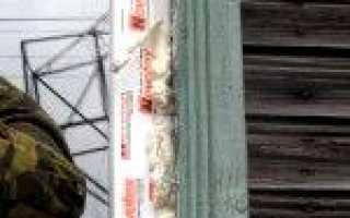 Как выполняется отделка окна в деревянном доме