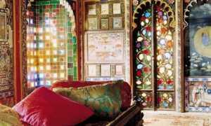 Отделка арки мозаикой: особенности монтажа