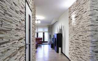 Укладка декоративного камня на стену – особенности и нюансы